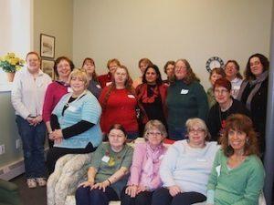 We Love Our Volunteers!